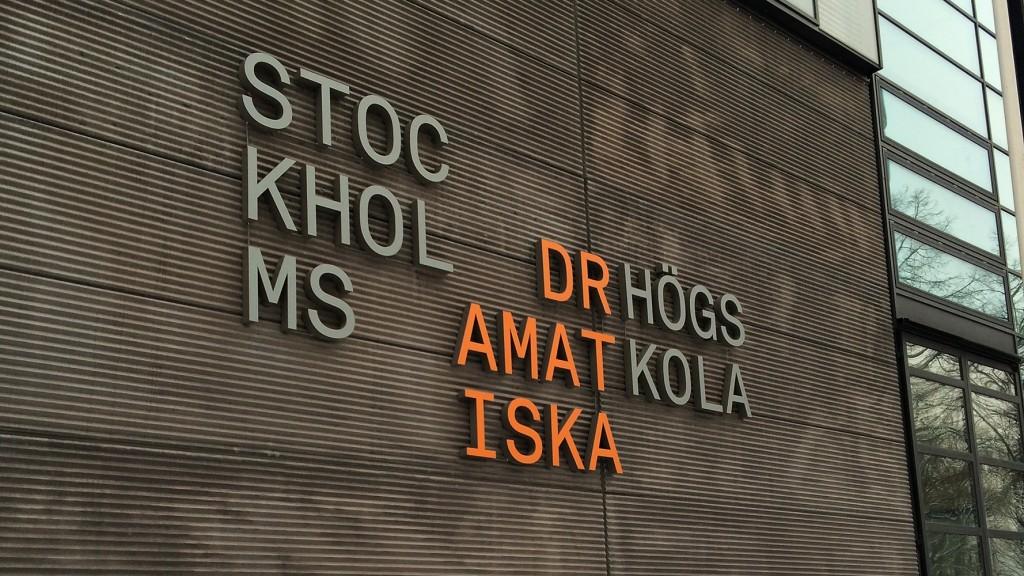 Stockholm Dramatiska Högskola
